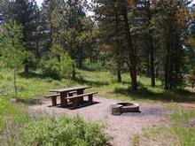 Skull Creek Campground 4