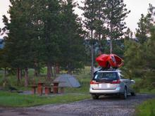 Red Canyon Campground 4