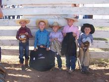 Cow Country Jr Rodeo Series