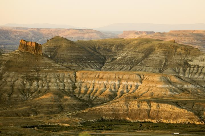 Wyoming's Buttes