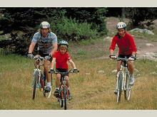 Hiking Guide - Family Biking