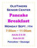 Daggett Daze Pancake Breakfast