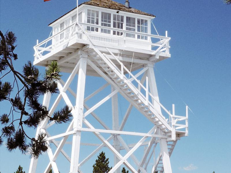 Lookout tower plans ideas photo gallery architecture for Lookout tower plans