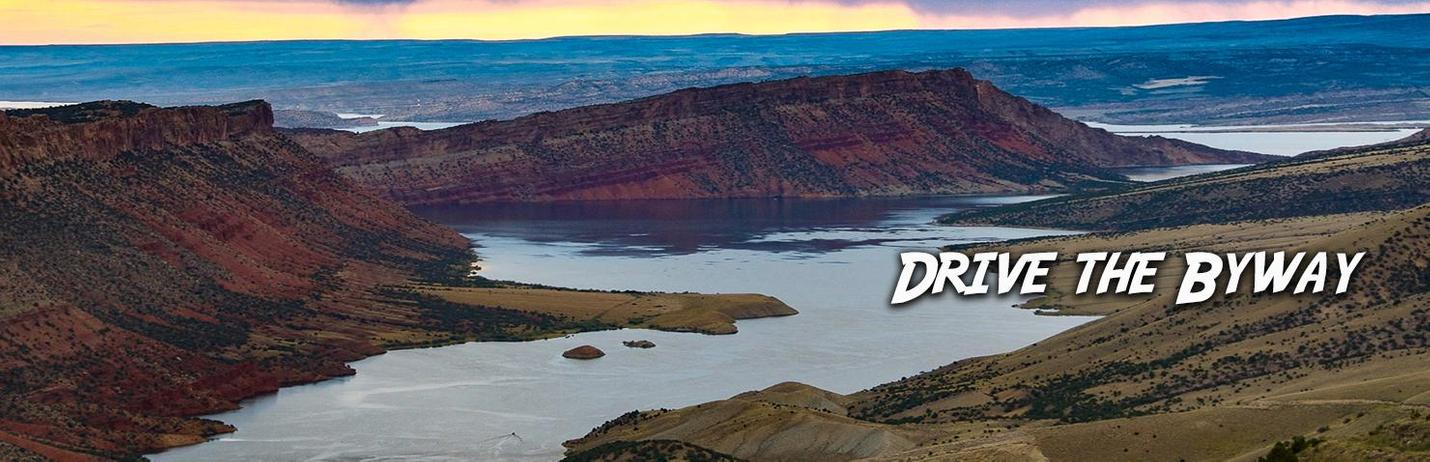 Driving the Flaming Gorge-Uintas Scenic Byway
