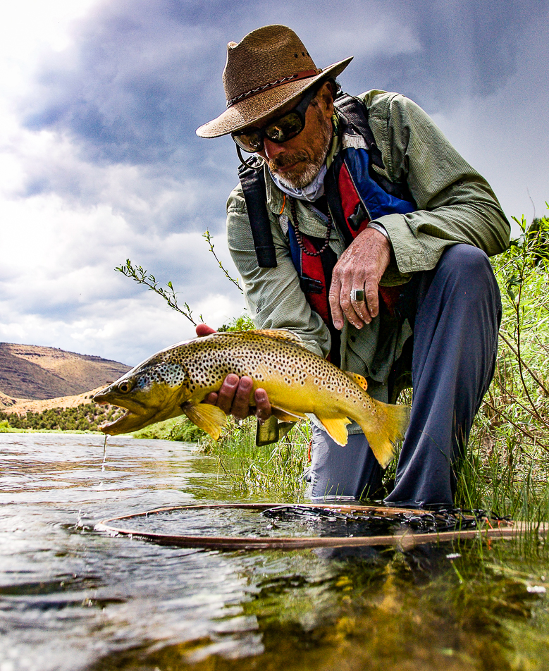 Flaming gorge and green river fishing reports for Green river fly fishing report