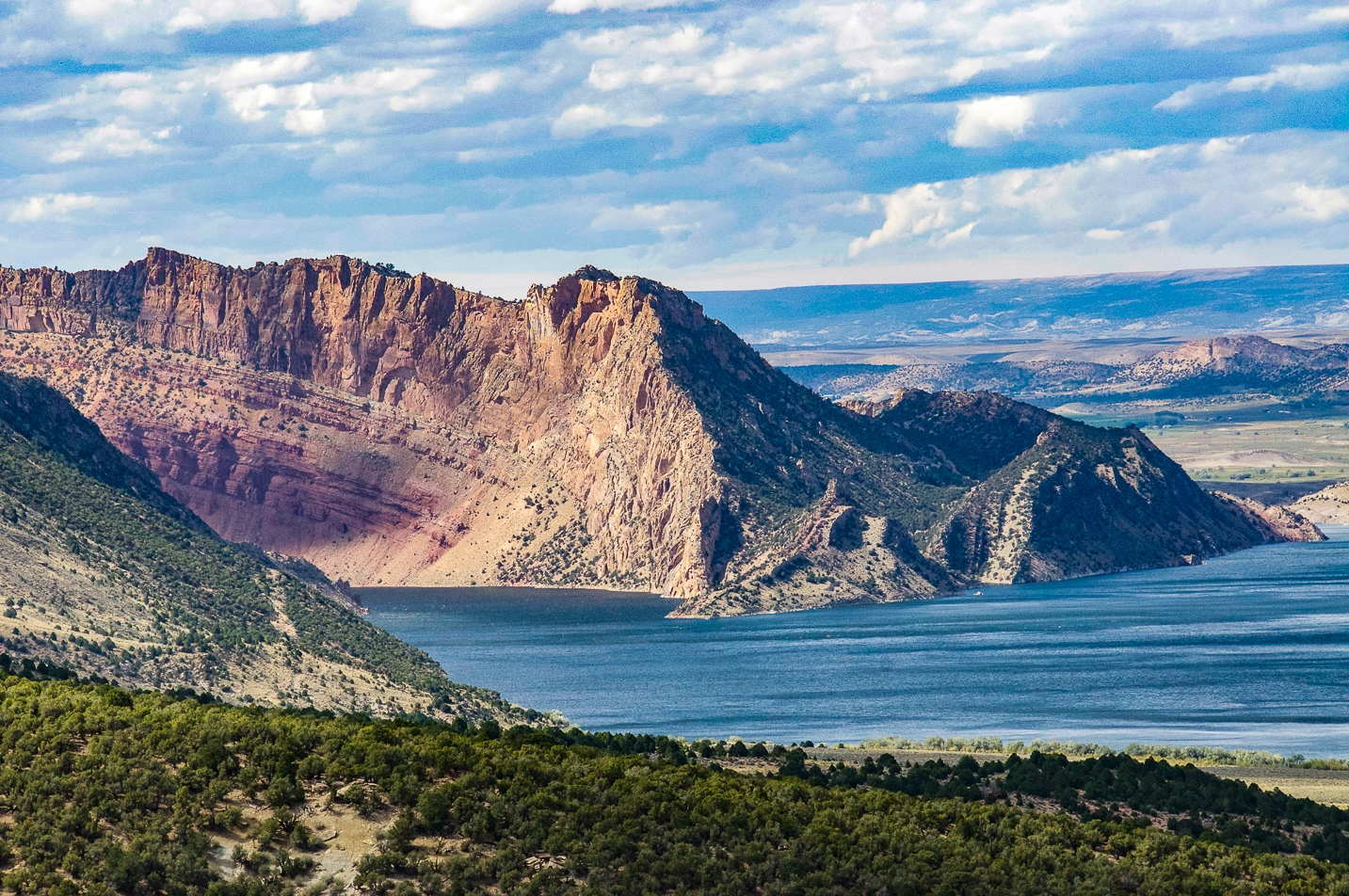 Flaming Gorge Overlook
