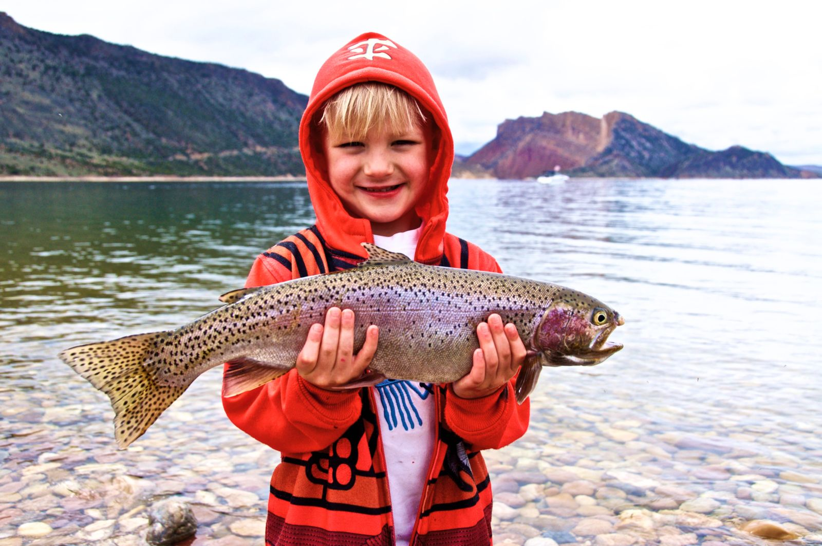 Flaming gorge and green river fishing reports for Green top fishing report