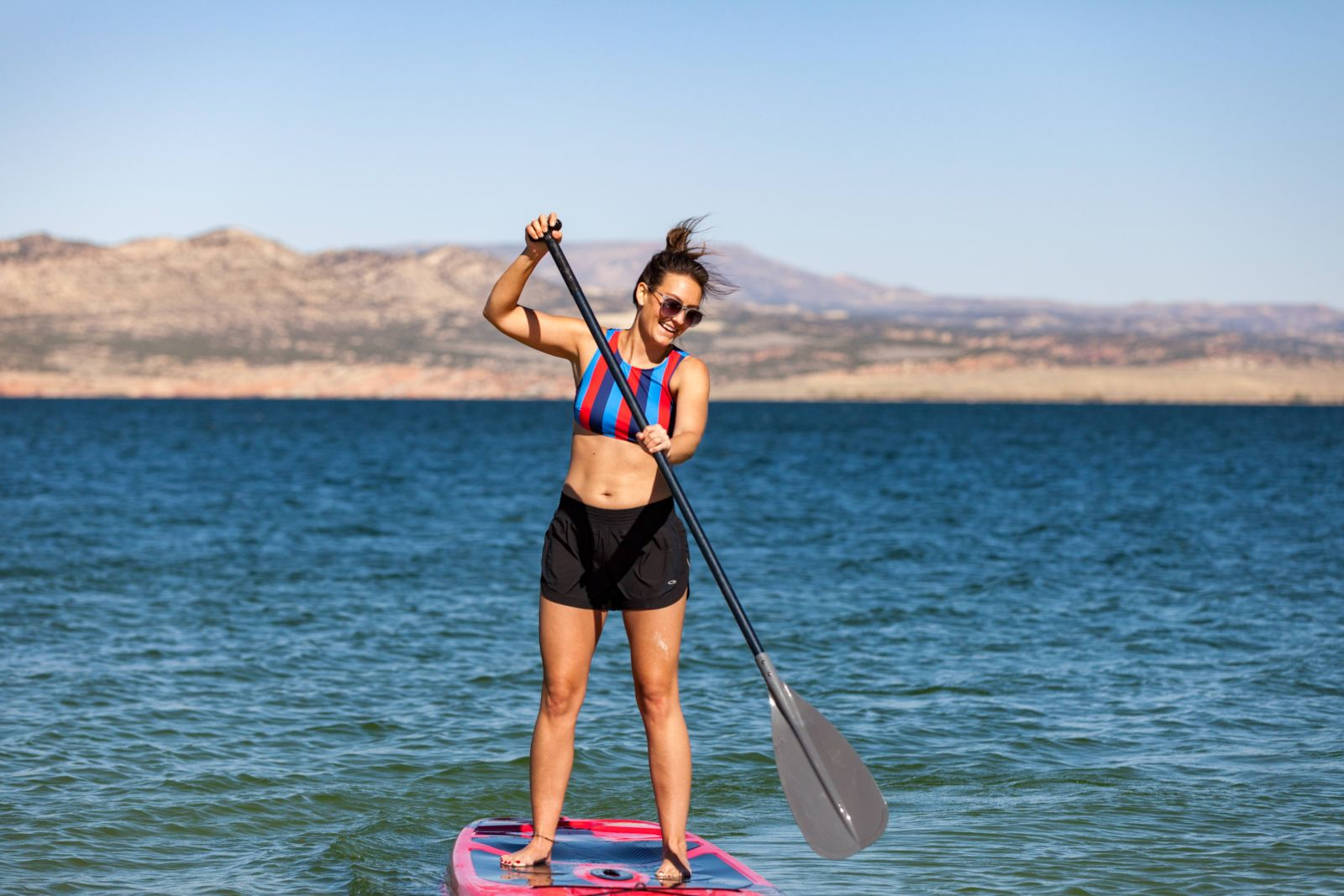 flaming gorge SUP